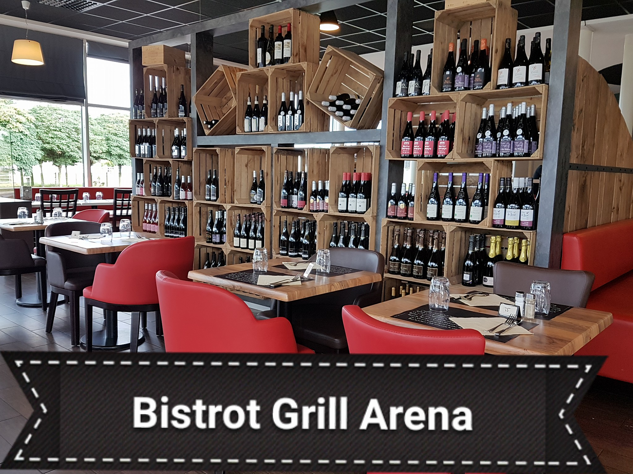 Bistrot grill l'Arena