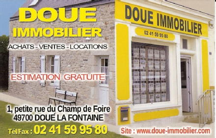 DOUE IMMOBILIER SARL