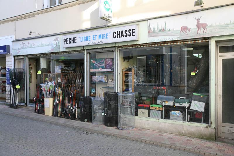 SARL ARMURERIE PECHE ONILLON-CESBRON
