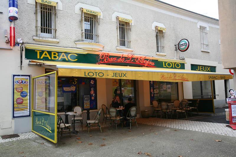 BAR DE L'ANJOU