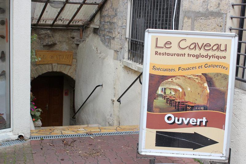 Restaurant «Le Caveau»