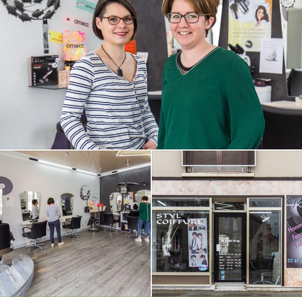 [Rencontre]Styl'coiffure, salon de coiffure.?♀️?♂️